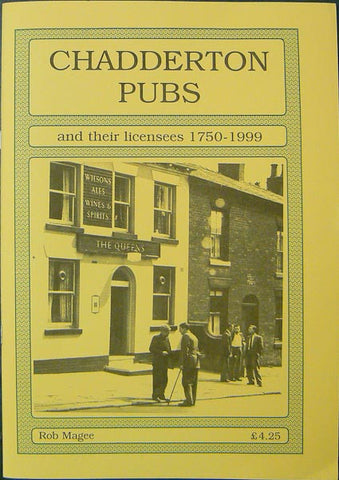 A History of Chadderton's Pubs