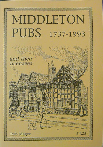 Middleton Pubs 1737-1993
