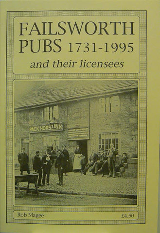 Failsworth Pubs 1731-1995