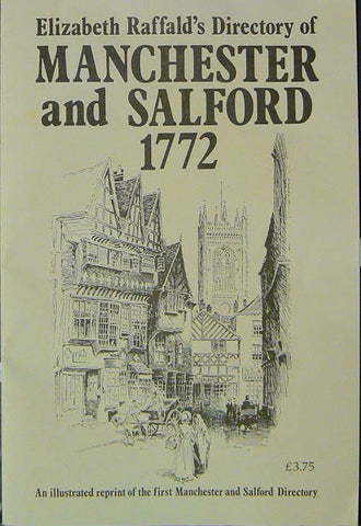 Raffald's Directory of Manchester & Salford 1772