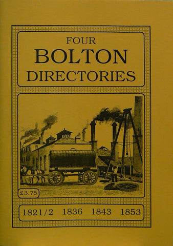 Four Bolton Directories