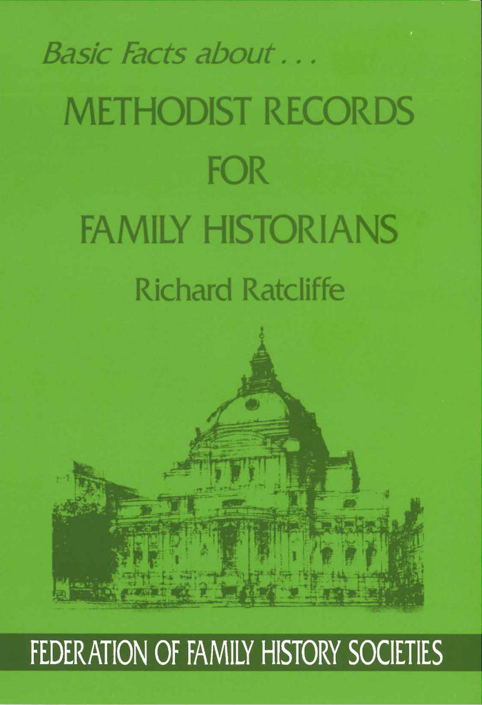 Methodist Records for Family Historians
