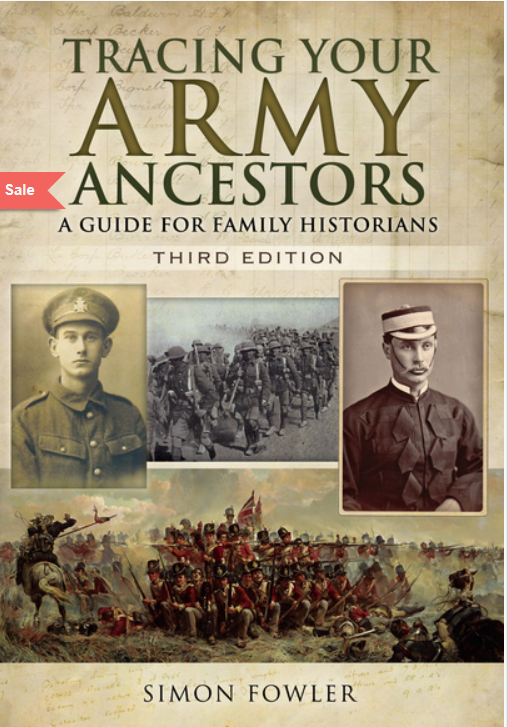 Tracing Your Army Ancestors - 3rd Edition