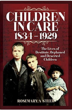 Children in Care, 1834-1929: