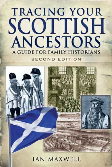 Tracing Your Scottish Ancestors (Paperback)