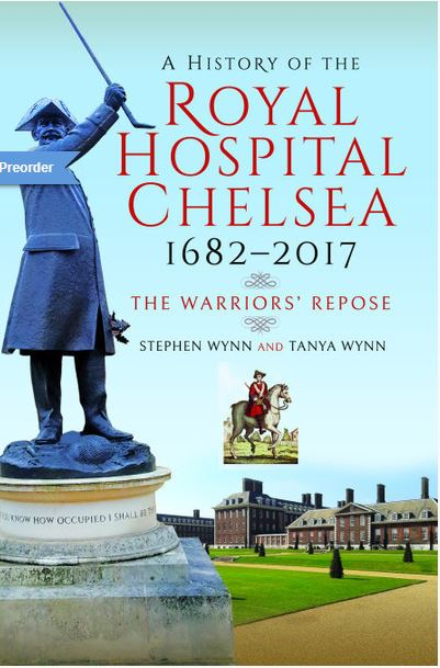 A History of the Royal Hospital Chelsea 1682-2017 Hardback