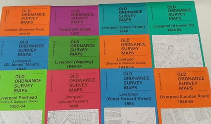 Central LiverpooL Maps Special offer