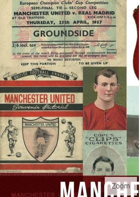 MANCHESTER UNITED COLLECTABLES