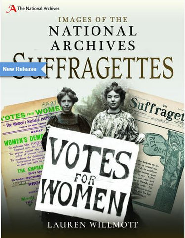 Images of The National Archives Suuffragettes