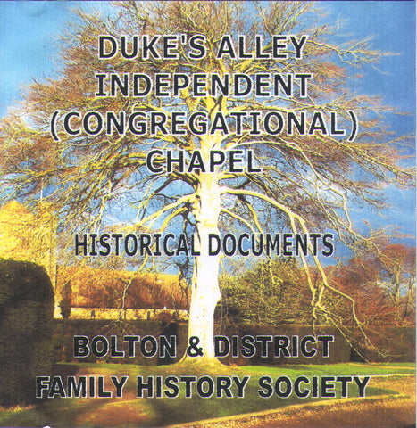 Duke's Alley Historical Documents (Download)