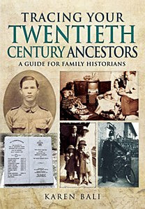 Tracing Your Twentieth Century Ancestors