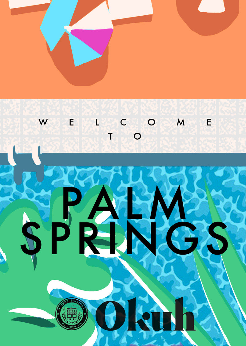 Palm Springs, Famous hangouts, Hipster pools & Art