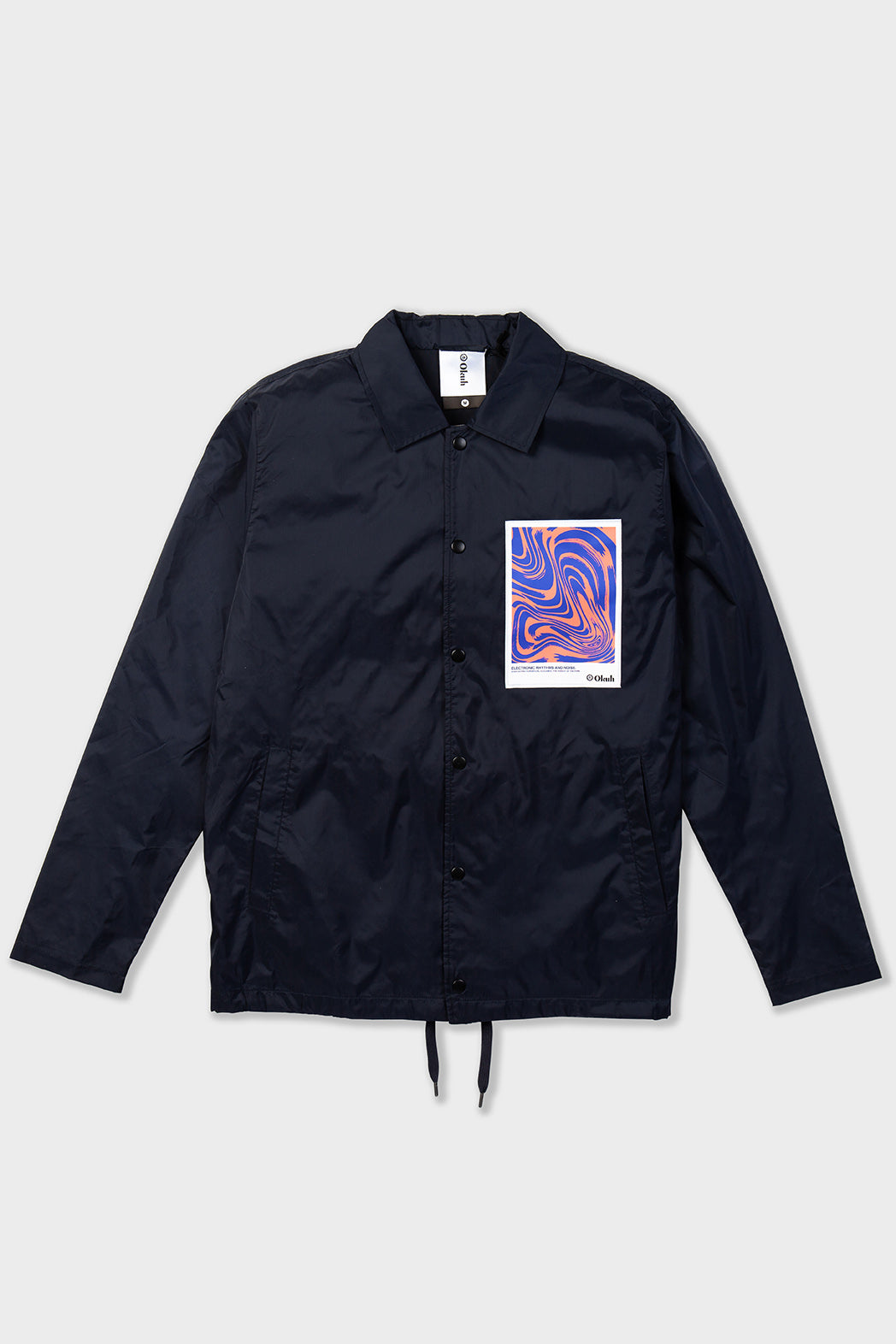 Reflective Tech Jacket