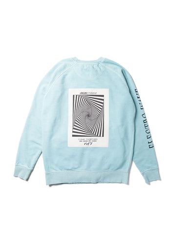 Electrowave Blue Sweatshirt