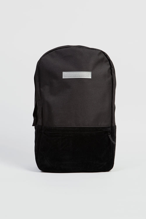 Black Reflective Back Pack - okuhstudios