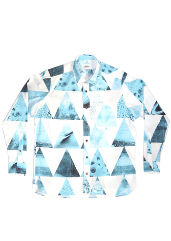 Long Sleeve Psy Triangle Shirt