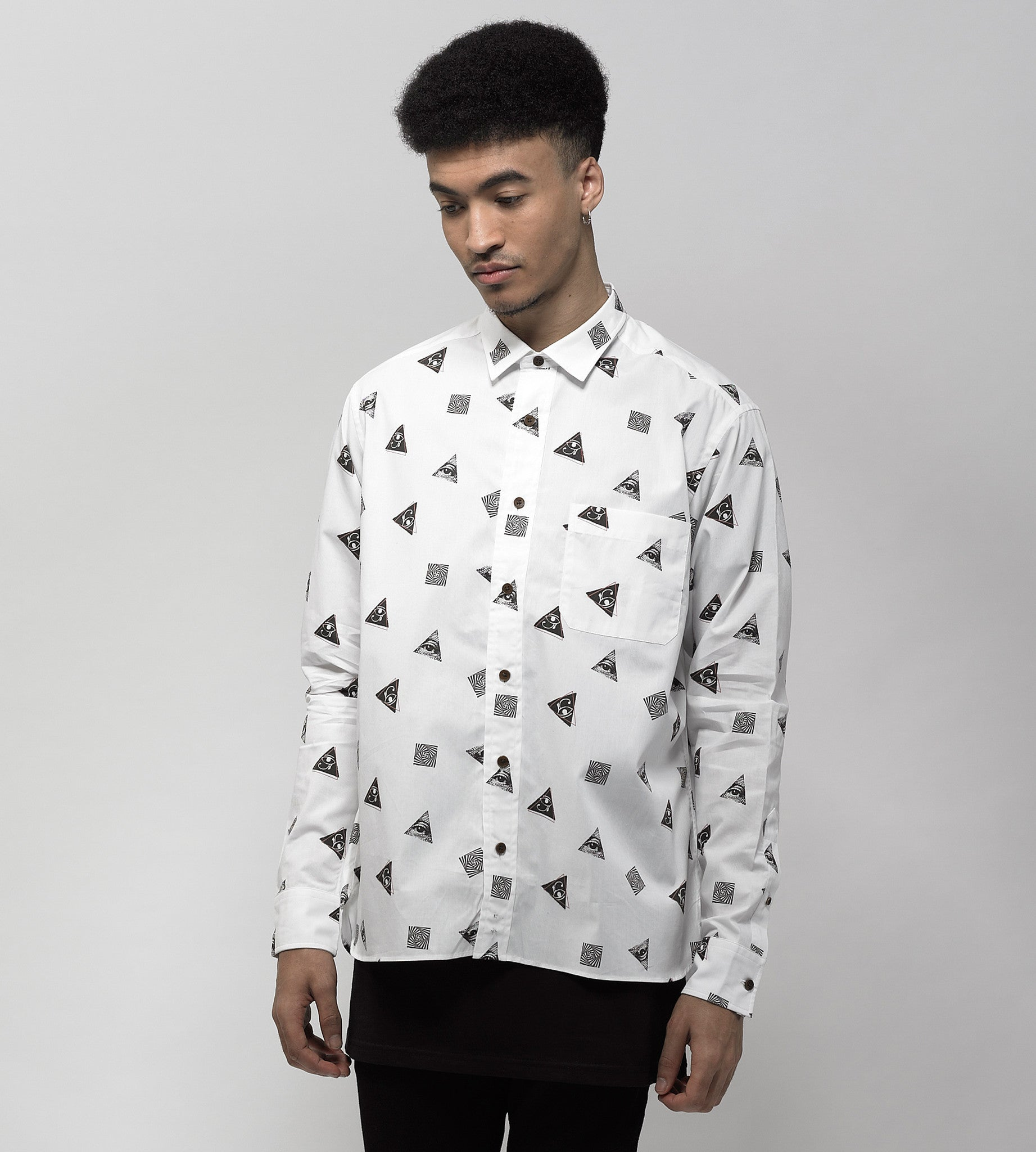 Long Sleeve Trip Shirt - okuhstudios
