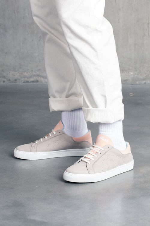 Okuh - Grey Ena Sneakers