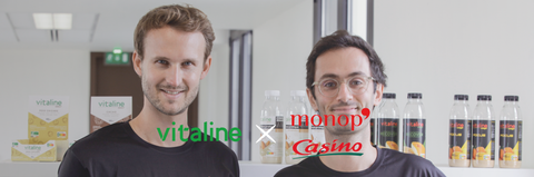 Vitaline enters Monop' and Casino!
