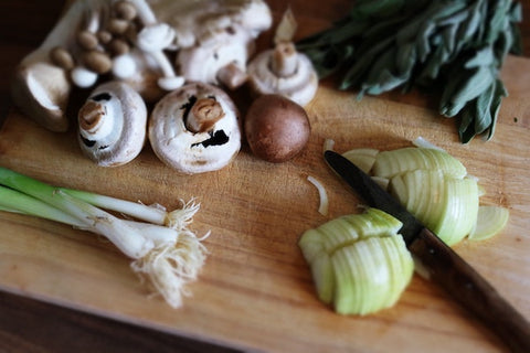 We are launching in Pilot Program two new Organic Daily: Leeks and Mushrooms!