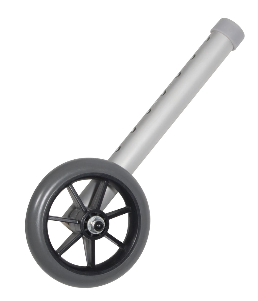 "Universal Walker Wheels, 5"", 1 Pair"