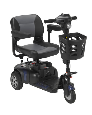 "Phoenix Heavy Duty Power Scooter, 3 Wheel, 18"" Seat"