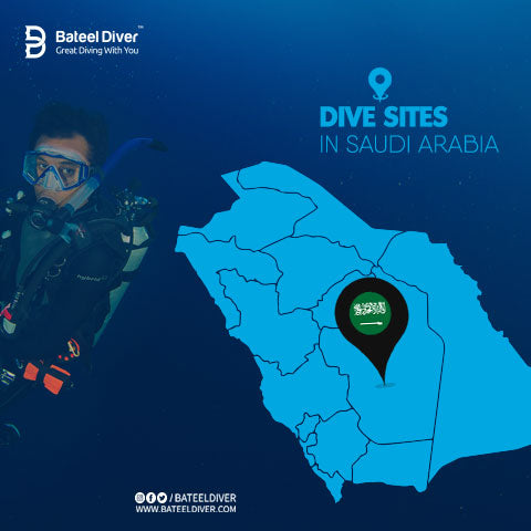 Best places to dive in Saudi Arabia
