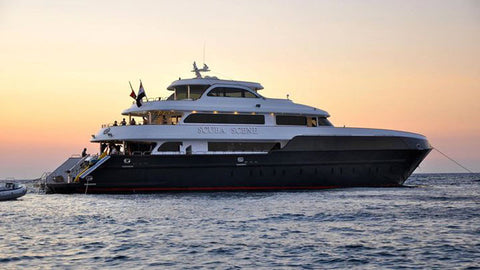 An insiders look of our last luxury liveaboard trip to Hurghada