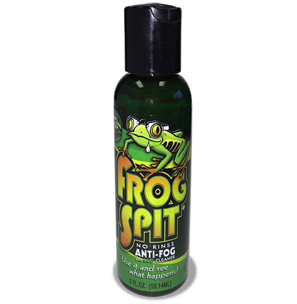 Accessories - Anti-Fog frog spit