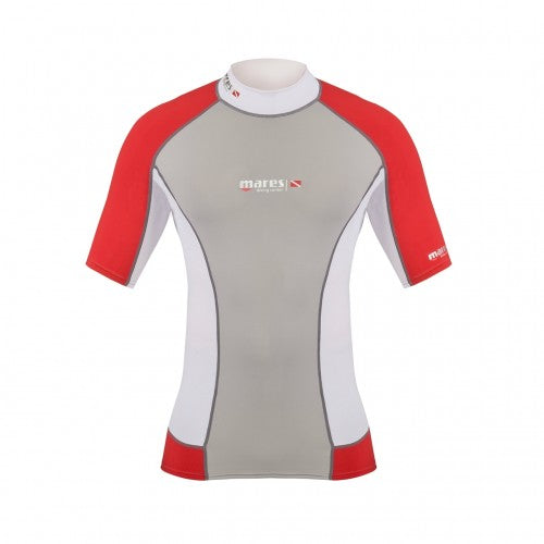 MARES RASH GUARD TRILASTIC S-SLEEVE DC
