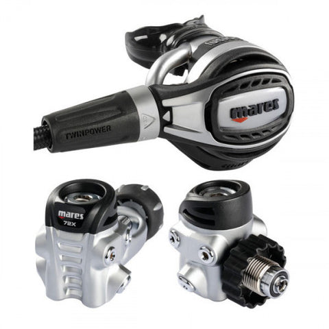 Mares Regulator fusion 72x
