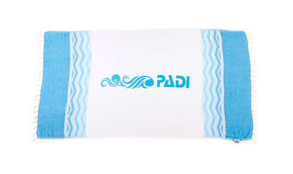 PADI GEAR - Limited Edition Agean Turkish Women's Dive Day Towel