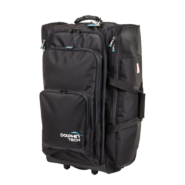 IST HEAVY DUTY ROLLER BAG & BACKPACK