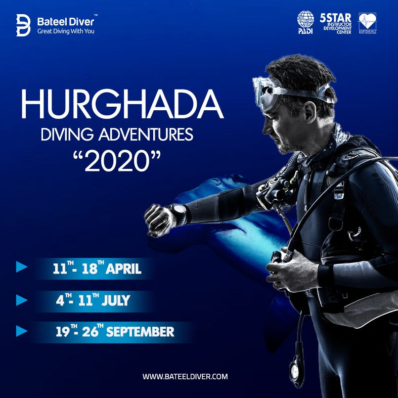 Hurghada Liveaboard April 11-18 2020