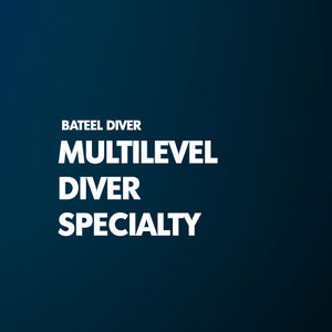 Multilevel Diver Specialty