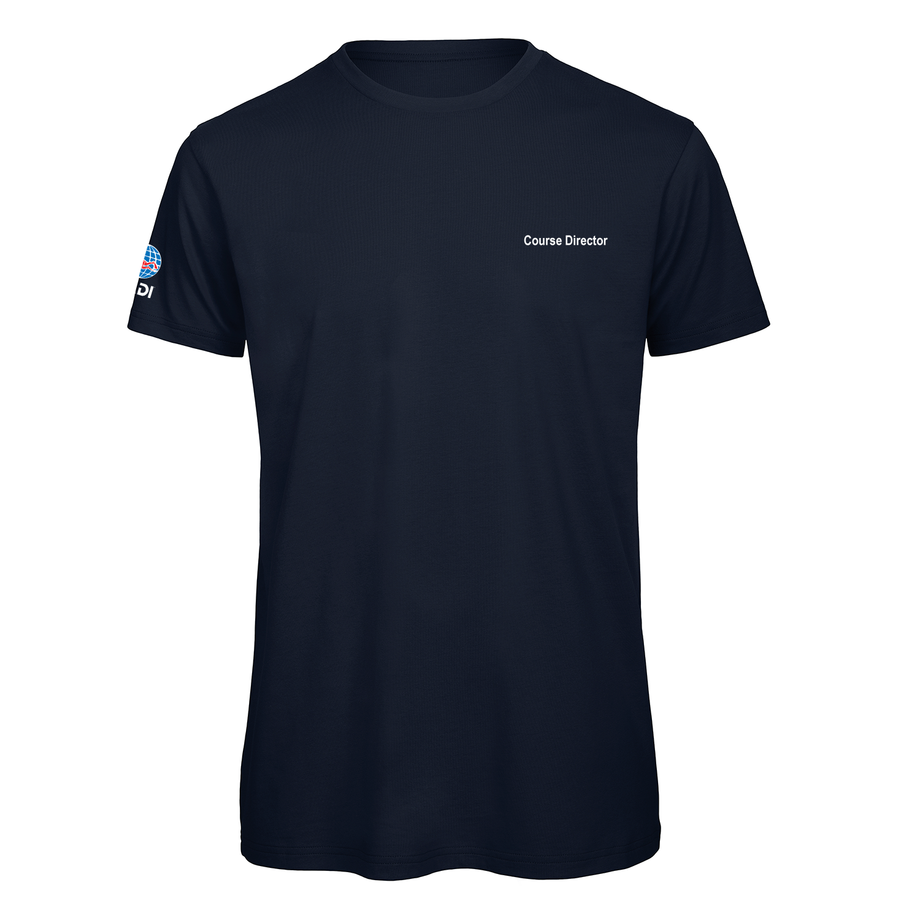 PADI GEAR - Men's Polo - Navy Course Director