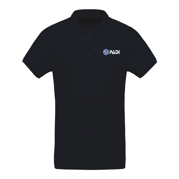 PADI GEAR - Men's Classic Polo - Navy Blue