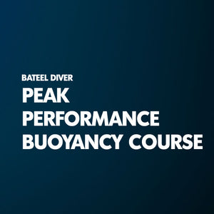 Peak Performance Buoyancy Course