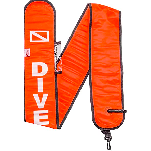 Accessories - Dive Pro Signal Ballon (SMB) end Orange