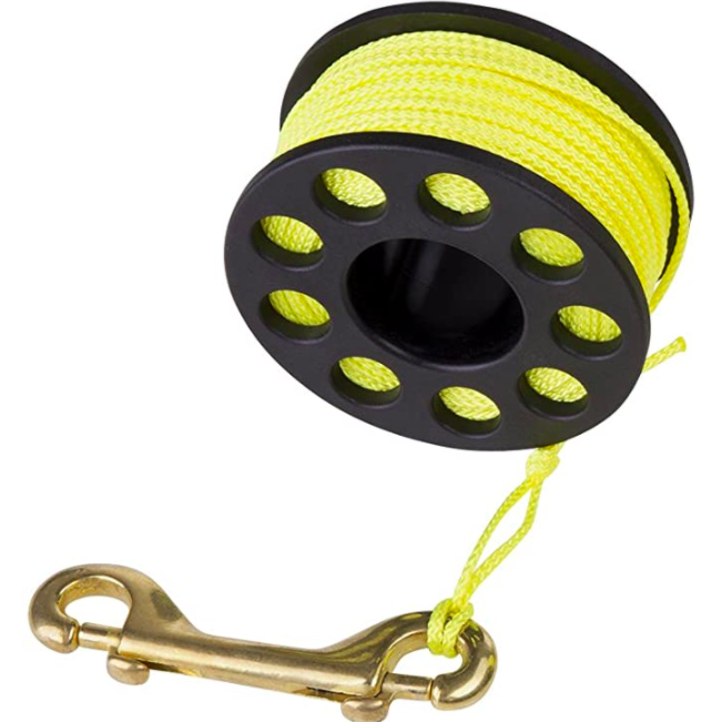 Accessories - Wreck Reel 30 METER DV-WR-05