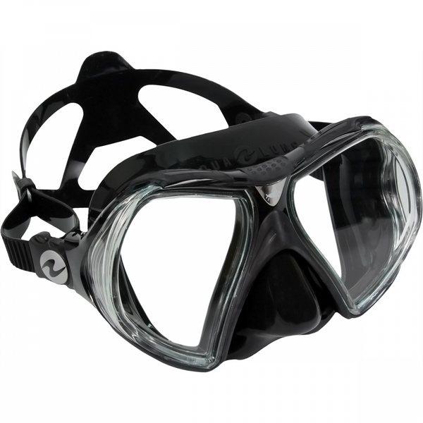 Aqua Lung Infinity Mask - Black/Grey