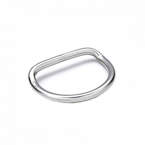 Mares D-Rings Bent Ss316 (10Pcs) - Xr Line