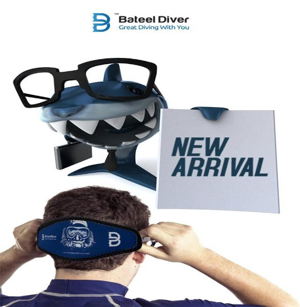 Bateel Diver - Diving Mask Strap