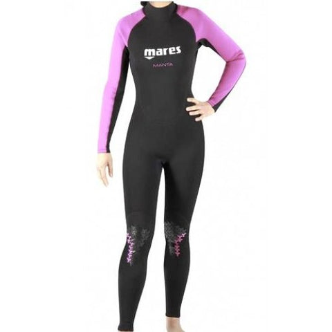 Mares Wetsuit STEAMER MANTA LADY 2.5mm