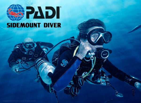 Sidemount Specialty Instructor