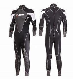 WETSUIT - Mares 0.5mm