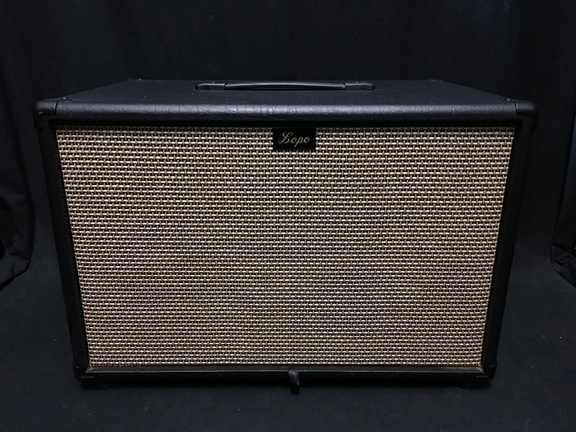 "Lopoline Lopo 1x12 with 12"" Bugera Speaker Cabinet for Electric Guitar"