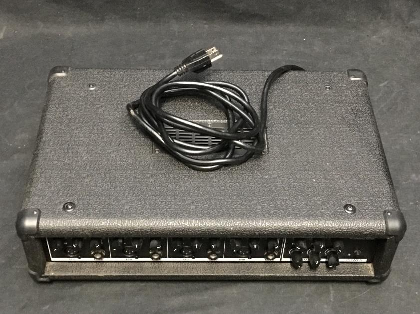 Powerwerks PW100H 4 Channel PA Powered Mixer #7005 *
