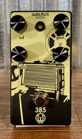 Walrus Audio 385 Overdrive Guitar Effect Pedal Demo