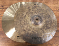 Dream Cymbals EHH15 Energy Series Hand Forged & Hammered 15